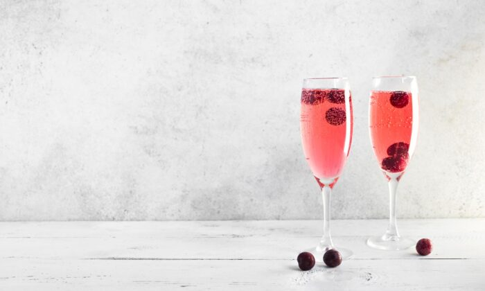 White wine too tart? Add a tiny dose of crème de cassis, or another fruit-flavored brandy, to make a delightful kir, a French aperitif. (Oksana Mizina/shutterstock)