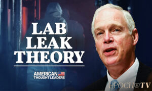 Sen. Ron Johnson: The 180-Degree Turn on the COVID Lab Leak Theory