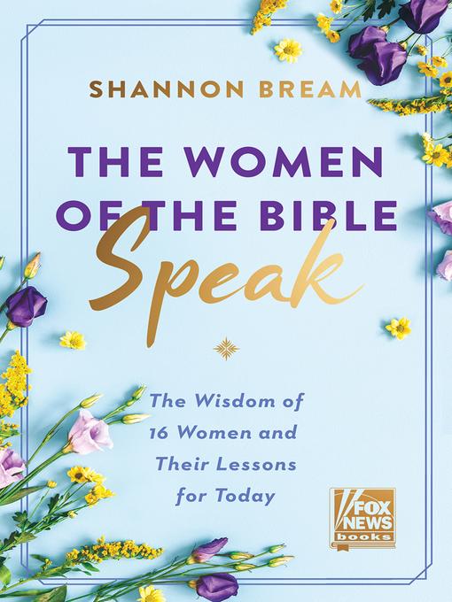 Shannon Bream's latest book.