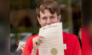 Grocery Store Worker With Autism Saves Baby, Gets Honored With a Day Named After Him