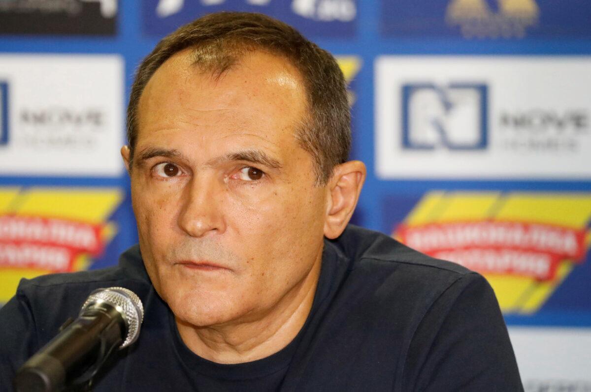 Bulgarian businessman Vasil Bozikov