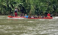 The Migrants' Journey: Escape From Darien Gap by Canoe (VIDEO)