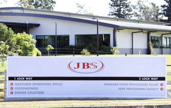 JBS plant
