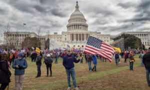 Federal Prosecutors Move to Drop Case Against Accused Capitol Rioter