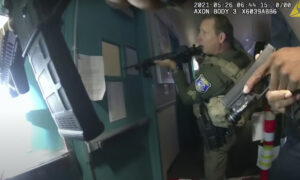 Police Release Dramatic Body Camera Video of Rail Yard Shooting