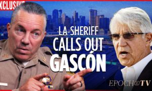 Why LA County's Sheriff Supports District Attorney George Gascón Recall | Sheriff Alex Villanueva