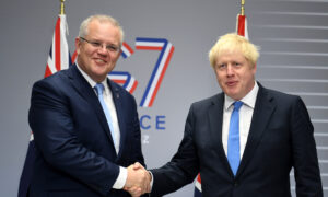 Prime Minister Calls for 'Cold War Cooperation' and WTO Penalties Ahead of G7 Leader Talks