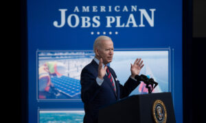 Biden's Infrastructure Plan Would Be a Drag on Economic Growth: Tax Foundation