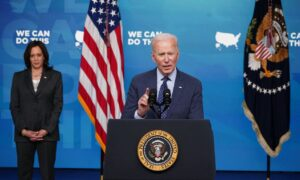 Biden Announces 5-Part Effort to Have 70 Percent of Adults Vaccinated by July 4