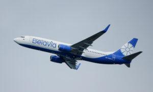 EU Bans Belarus Airlines as Opposition Urges G7 Sanctions