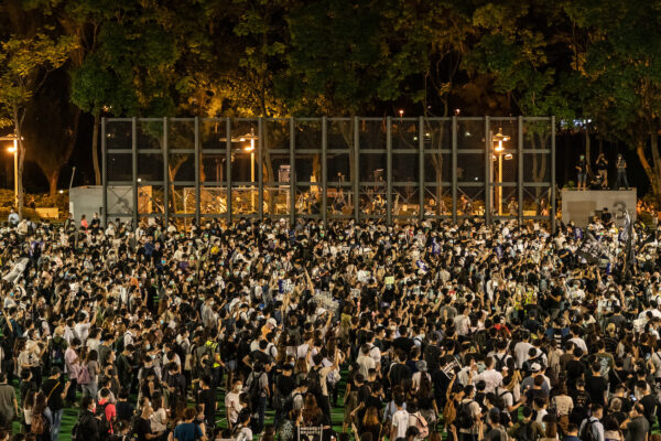 Hong Kong Marks 31 Years Since The Tiananmen Massacre