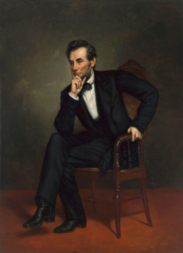 lincoln-national portrait gallery