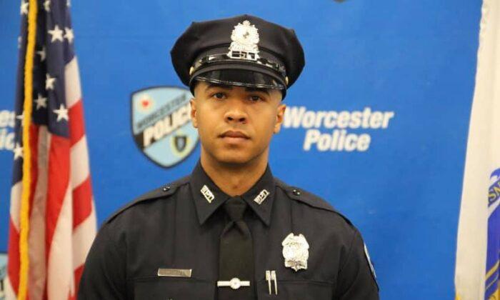 """Officer Enmanuel """"Manny"""" Familia. (Worcester Police Department)"""