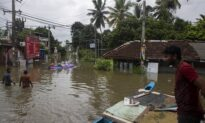 Floods and Mudslides Kill 6, Another 5 Missing in Sri Lanka