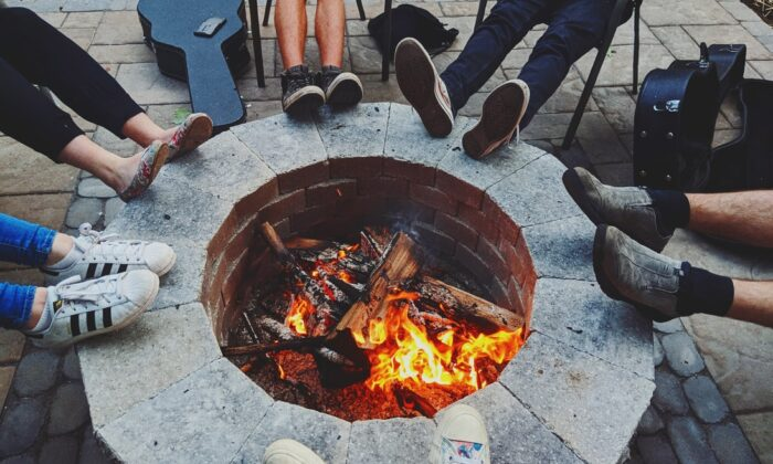 Gather around sparks of euphoria. (Elizabeth Boisvert/Unsplash)