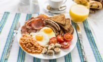 The Full English: In Praise of the UK's Most Beloved Breakfast