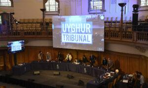 UK 'People's Tribunal' Hears Claims China Abused Uyghurs