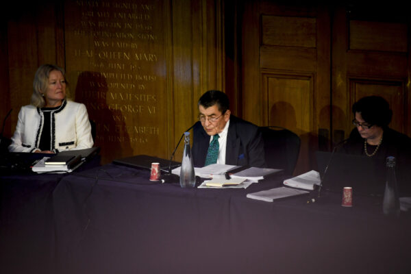 Britain Uyghur Tribunal