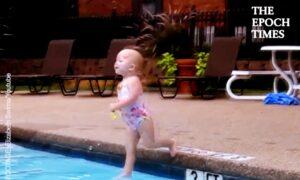 Elizabeth—The Tiny Swimmer