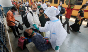 India to Ease Lockdown Rules as COVID-19 Case Numbers Decline