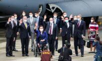 US Military Aircraft Makes Lightning Visit to Taiwan