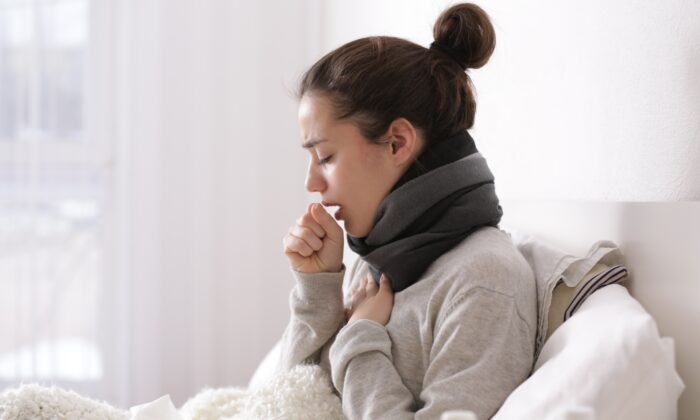 Many cold symptoms are really our body firing up its oxidation response to fight off a pathogen. (Africa Studio/Shutterstock)