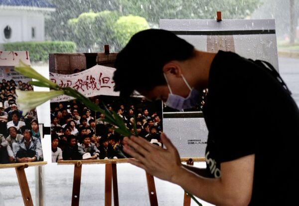 Taiwan June 4