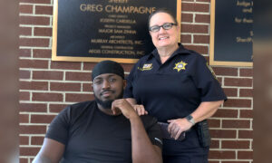 Distraught Man Credits God for Deputy Who 'Changed His Day' With Patience, Prayer, and Hug