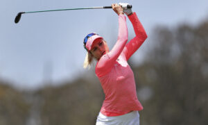 Thompson Uses Flawless Round To Take Lead at US Women's Open