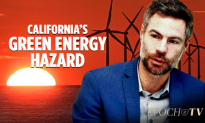 Is California's Green Energy Really Green?   Michael Shellenberger