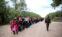 Border Patrol Arrests Shatter All Records at Southern Border