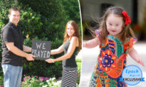 Mom Credits Faith in Giving Birth to Girl With Down Syndrome Despite Doctor's Advice to Abort