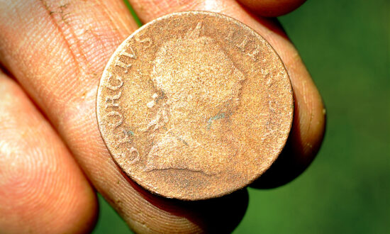 UK Man Stumbles on Rare 18th-Century Coin While Walking His Son's Dog—Named Lucky