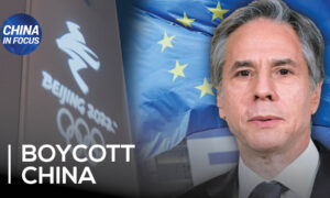 11 Parliaments Move to Boycott Beijing Olympics