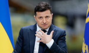 Zelensky Tells Biden Ukraine Needs Clear Plan for Accession to NATO