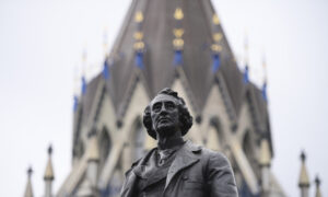 Federal Website Deletes Profile Page of Canadian Founding Prime Minister John A. Macdonald