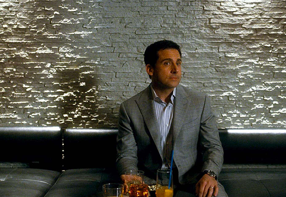 man in a bar in Crazy Stupid Love