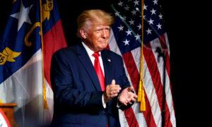 Trump Announces Liz Harrington as New Spokesperson