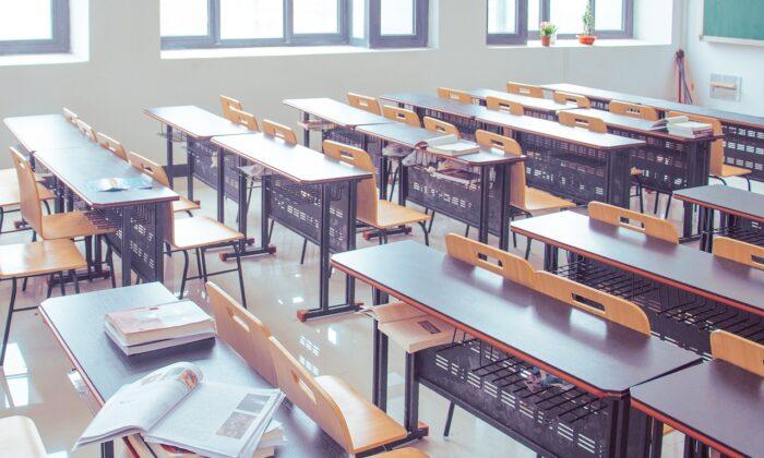 Stock photo of classroom. (Pixabay)