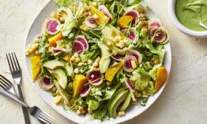 Summer Salad Is an Easy Weeknight Meal