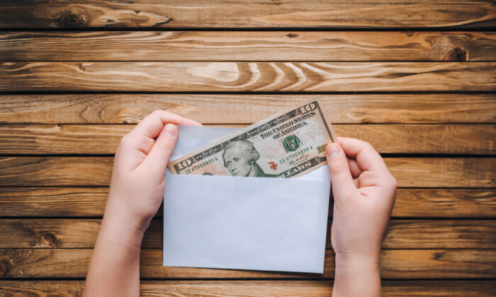 If you really don't want the money, consider donating it to your favorite charity. (Shchus/Shutterstock)
