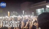 Police Suppress Student Protests in China