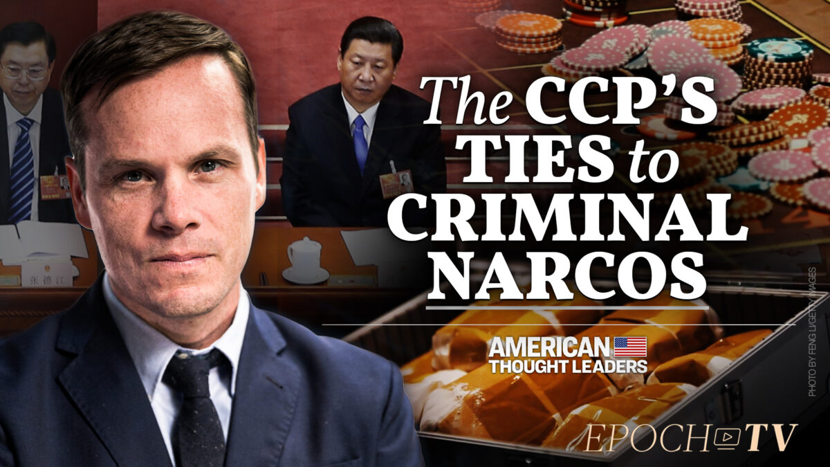 Sam Cooper: Inside the Chinese Communist Party's Hidden Ties to Canada's Criminal Underworld