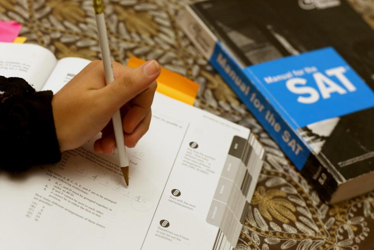 SAT College Exams
