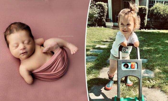 Left: (Courtesy of Melissa Hopfner Photography); Right: (Courtesy of Vanessa McLeod)
