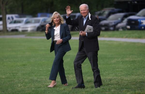 Biden and Jill