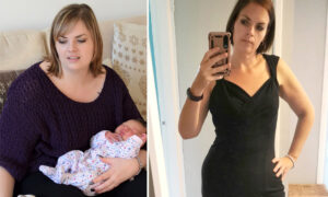 Mom of 2 Sheds an Incredible 70lb During Maternity Leave by Walking 3.8 Million Steps