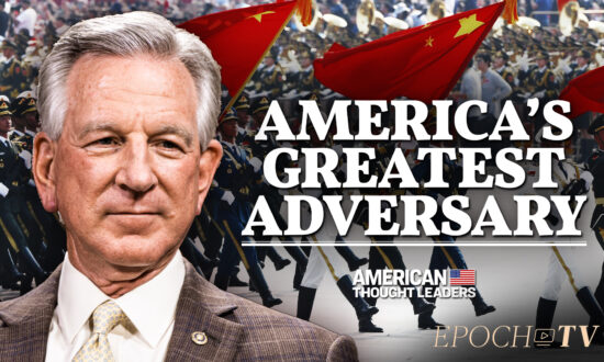 Sen. Tommy Tuberville: Federal Pension Funds Should Be Banned from Investing in China