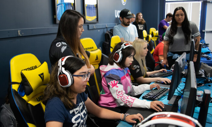 To meet a rising demand, a number of colleges and universities have developed esports programs, including some of the top-rated in the nation such as the University of California–Irvine, Ohio State University, University of Texas, and others. (Courtesy of University of California–Irvine)