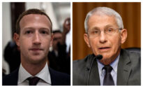 House GOP: Facebook's Zuckerberg Needs to Surrender Communications With Fauci Over COVID-19